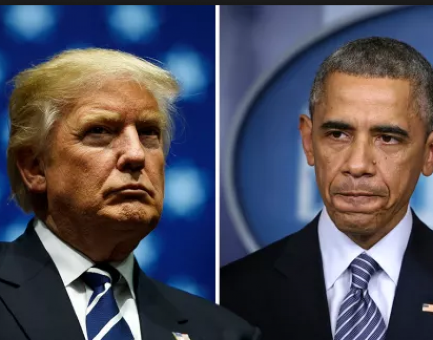 Trump blames Obama for allying with Syrian Kurds