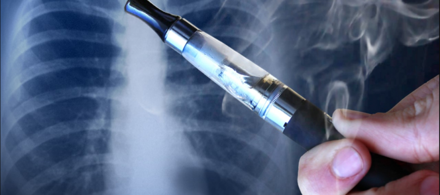 CAP: Ban all vaping, e-cigarette products