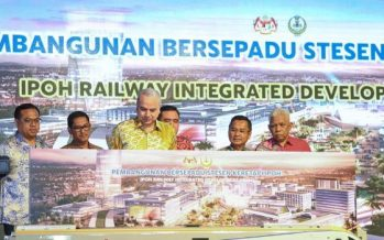 Transport Ministry: RM5 billion for Ipoh Train Station Integrated Development