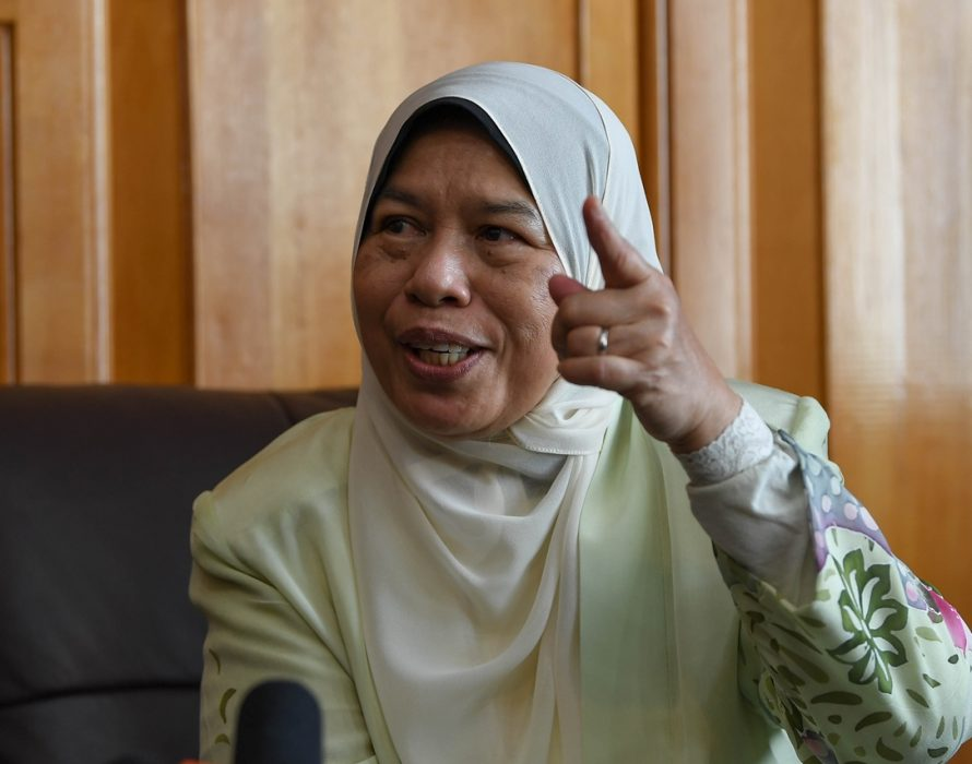 Local authorities have the power to close factories — Zuraida