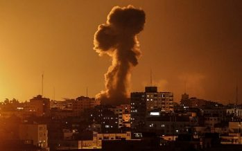 Israeli jets strike Hamas observation posts in Gaza