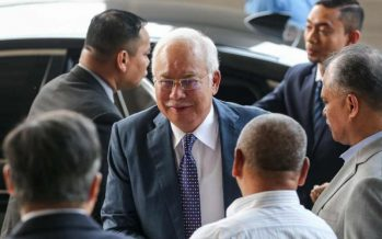 Najib's 1MDB trial adjourned as counsel, witness call in sick