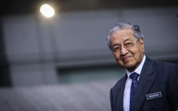 Mahathir: No to Goldman's 1MDB offer of under US$2b
