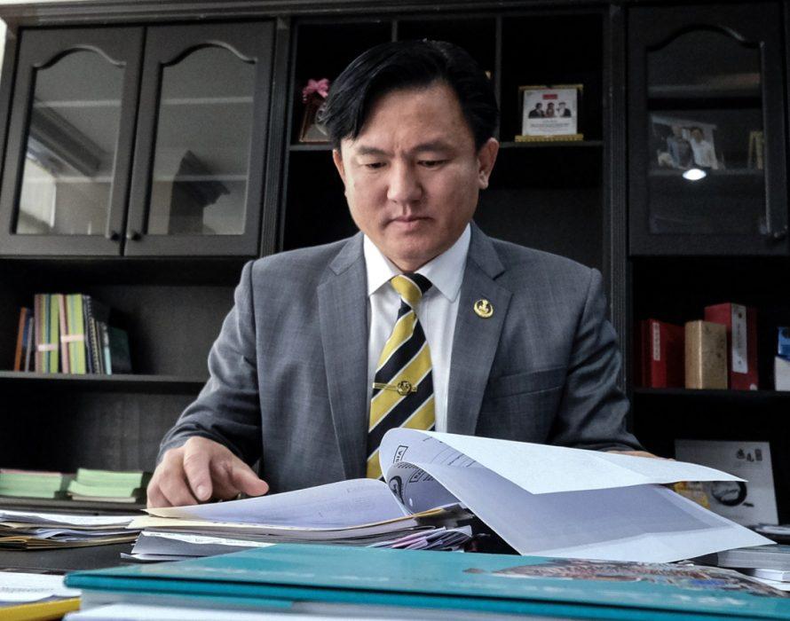 Perak MB: Yong can resume duties, says innocent until proven guilty