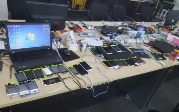 Major online scam syndicate masterminded by Chinese nationals busted