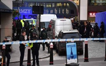 London attacker released last year after terrorism offenses