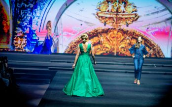 Diplomats take centre stage at Thai Silk fashion show