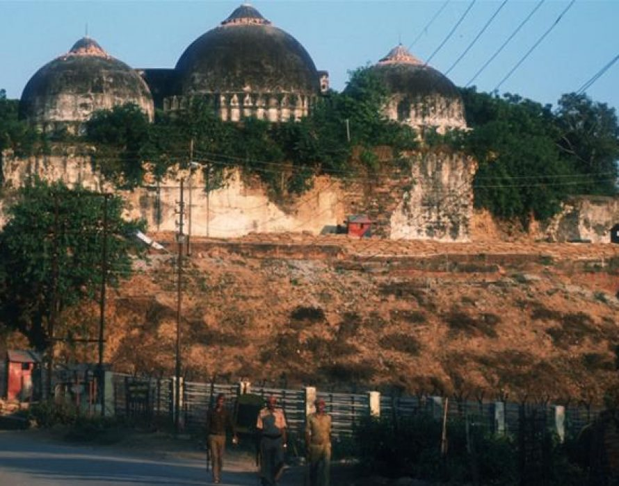 In India, gods 'flex their muscles' over scarce land