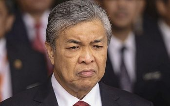 Tears from witness during Ahmad Zahid's corruption trial