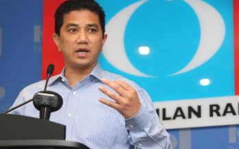 """Azmin: """"Nothing unusual"""" about meeting with BN MPs"""