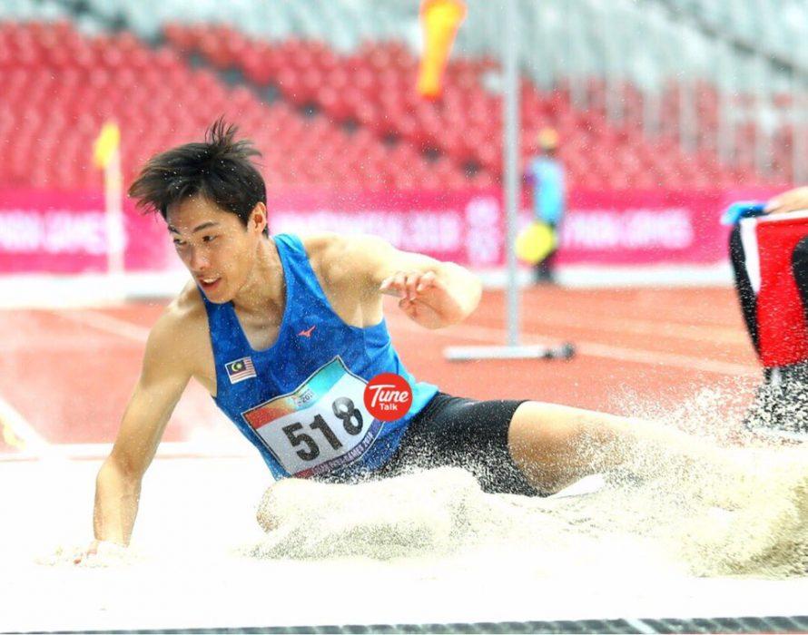 Wong secures silver medal at world para meet