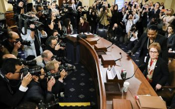 Three takeaways from the Trump impeachment hearing yesterday