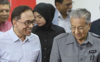 Anwar: We're not approaching Dr M for now