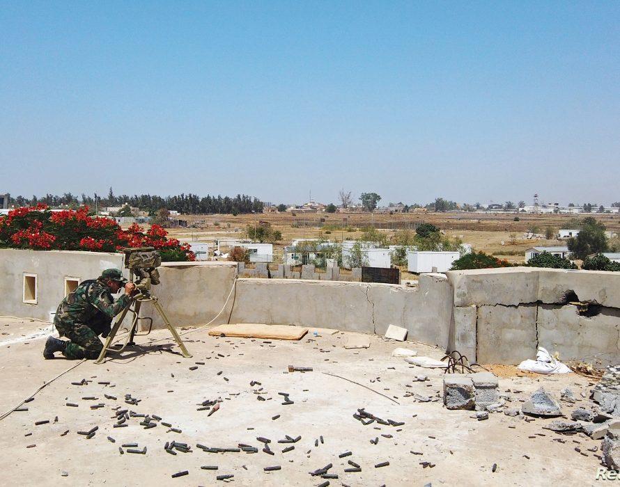 3 civilians killed in shelling in Libya's Tripoli