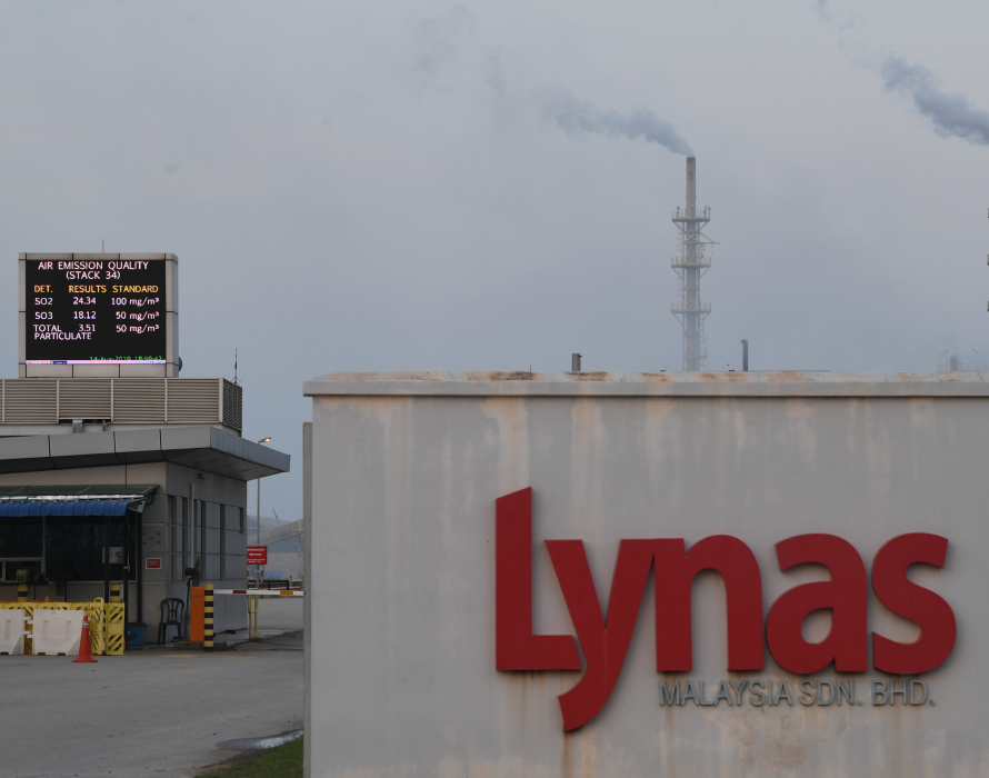 Lynas: Australia wants conditions dropped