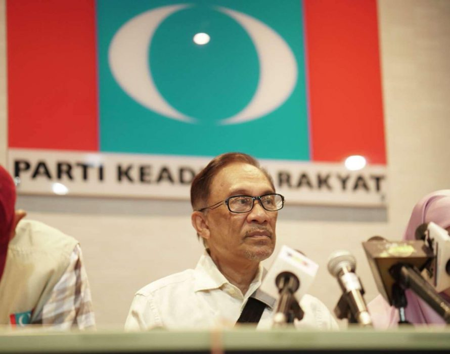 Anwar: Azmin never learnt his lesson, Umno to crack the whip on its errant MPs