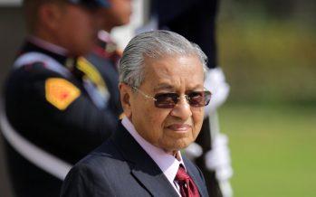 Dr M: I'm shocked that Najib was shocked