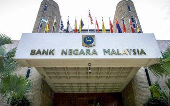 Bank Negara: Malaysia´s reserves at US$103.22 bln end Oct