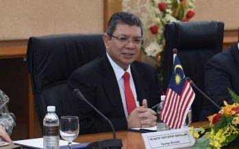 Saifuddin vows to uphold media freedom, no compromise on fake news