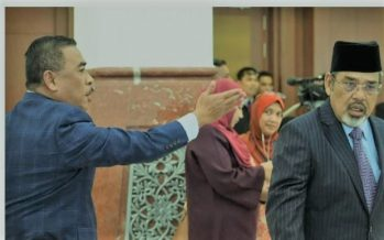 UMNO MPs brawl: 'Bodoh, Bangang' heard at Parliament lobby
