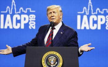 Trump admits misused of charity fund