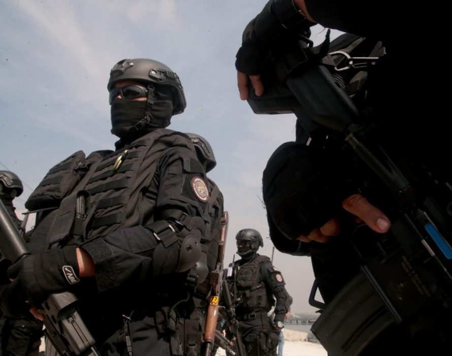 Indonesian anti-terror squad kills two terror suspects