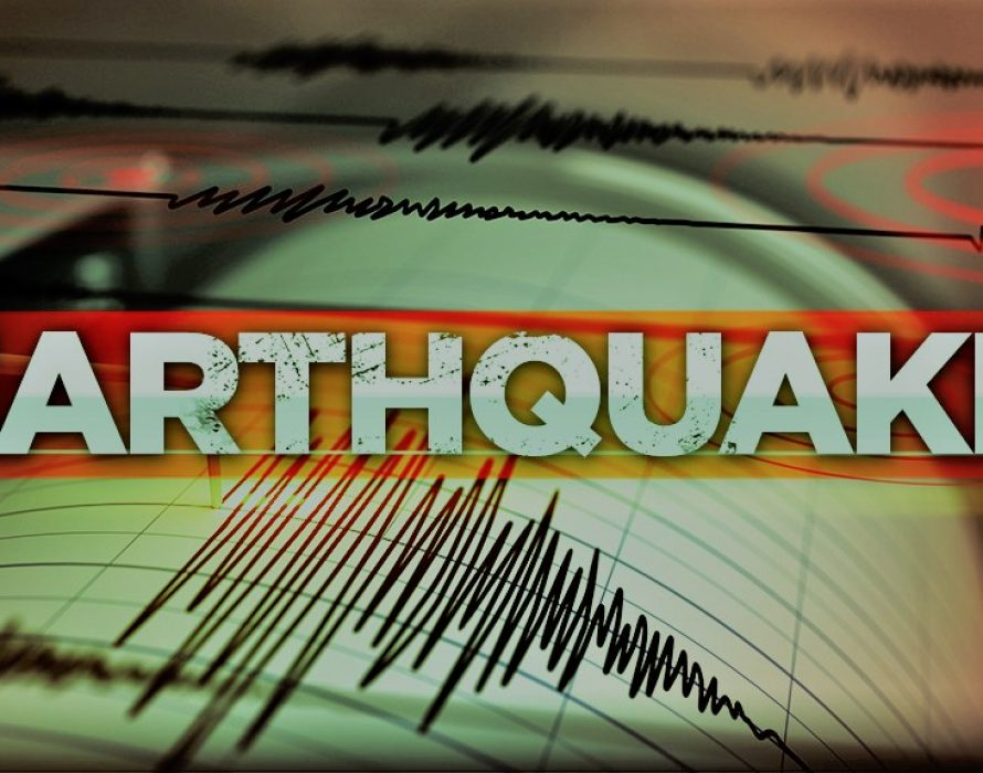 Moderate earthquake hits Mindanao in the Philippines
