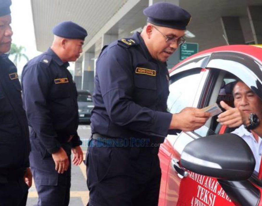 RTD: E-hailing drivers barred from waiting at airport for passengers