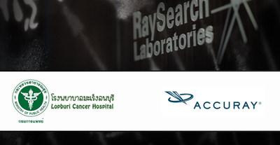 Lopburi Hospital - Accuray - RaySearch