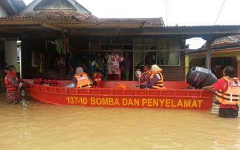Flood: 29 evacuated in Kelantan
