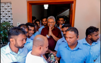 Gotabaya Rajapaksa wins Sri Lankan presidency, minorities rattled