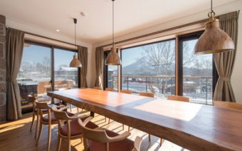 HAKUCHŌZAN named Japan's best ski chalet for second consecutive year