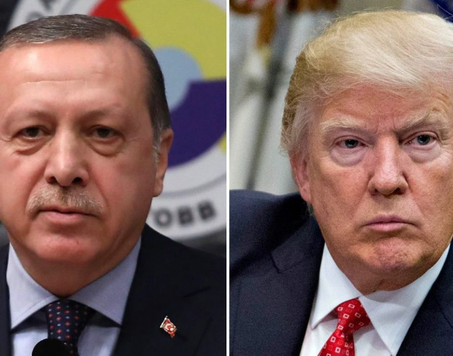 Trump-Erdogan 'bromance': A White House meeting to mend strained ties