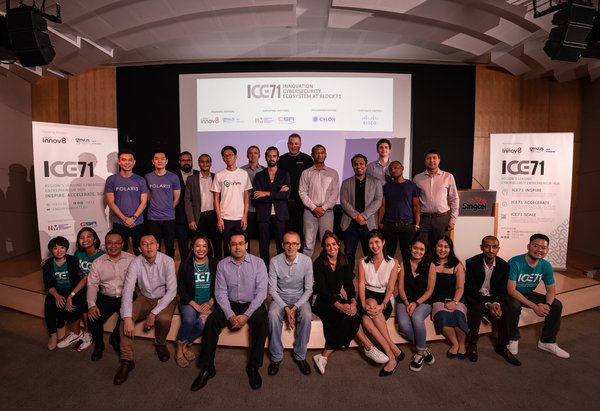 ICE71 presents 10 cybersecurity start-ups at its third ICE71 Accelerate Demo Day