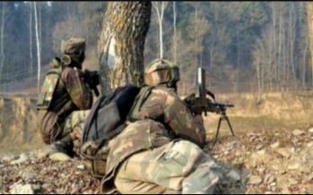 Two militants killed in Jammu and Kashmir