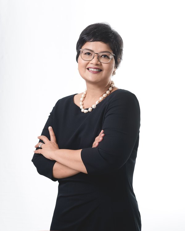 Labuan IBFC Inc CEO, Farah Jaafar-Crossby
