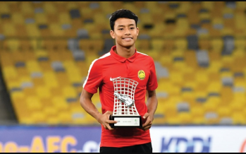 Luqman Hakim called up for SEA Games training