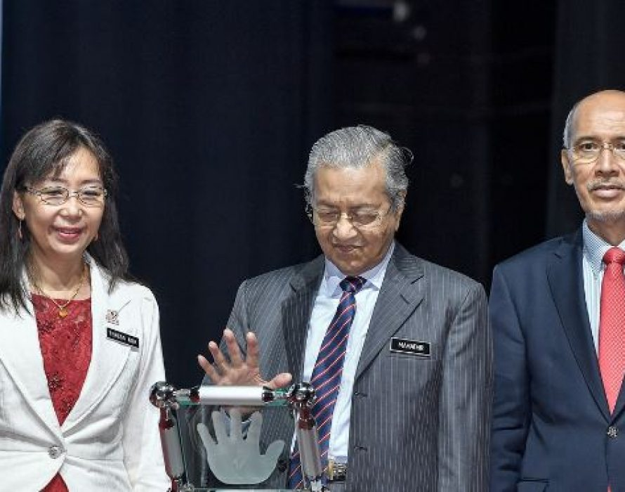 Dr M launches MPOB's technology for oil palm phenolics