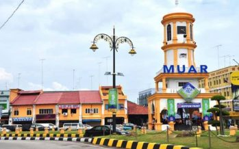 Six projects costing RM101. 2 mln in store for Muar district