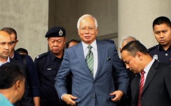 Najib: National debt has shot up to RM804 bln. What say you, Lim?