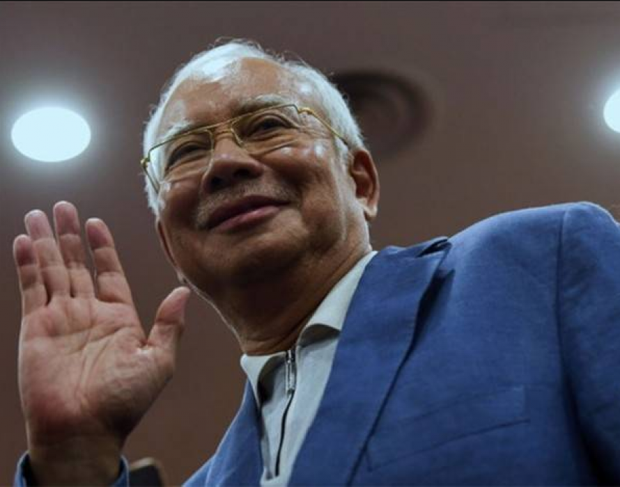 Najib: Cronies rejoicing over RM46 bln price tag for PTMP