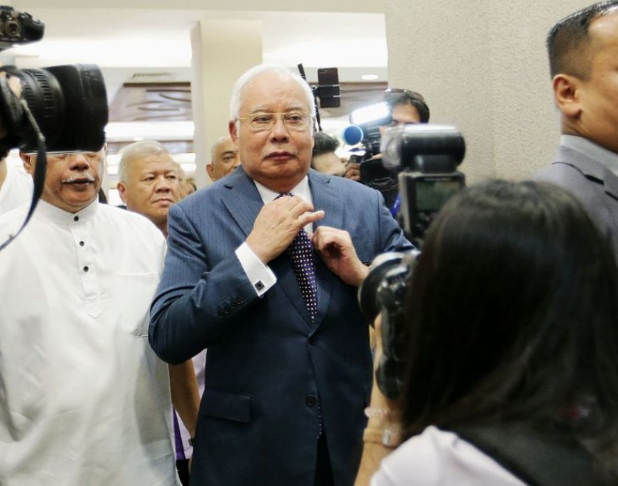 1MDB: Audio recording of meeting played in court