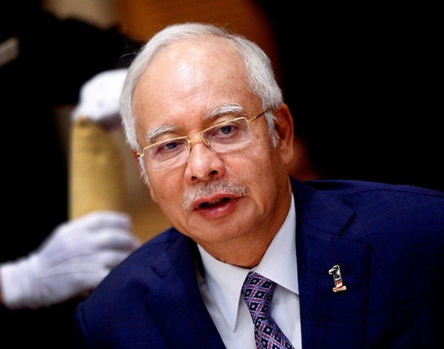 Najib: Focus on the economy, not lewd tattoo exhibition