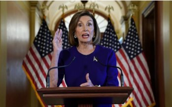Pelosi: Nixon was magnanimous to resign after scandal, unlike Trump