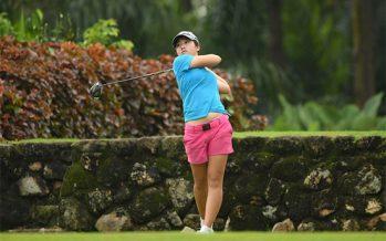 Natasha to spearhead Malaysian golfers in Philippines SEA Games
