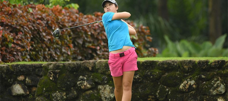 Natasha to spearhead Malaysian golfers in Philippines SEA Games