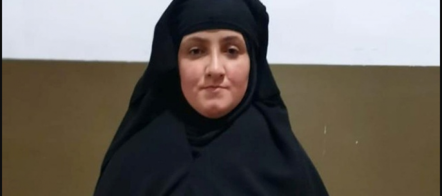 Turkey captures sister of dead IS 'caliph' in Syria