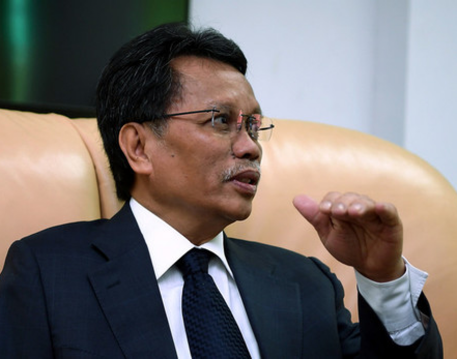 Shafie: Sabah's petroleum royalty claim to be settled next year