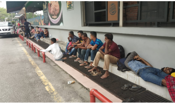 NGOs claim Malaysia's treatment of illegal immigrants firm but fair