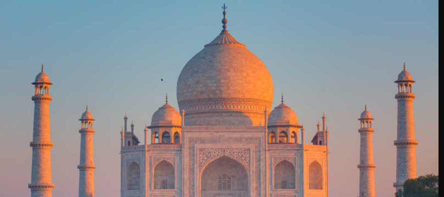 Authorities use air purifier to protect Taj Mahal from pollution